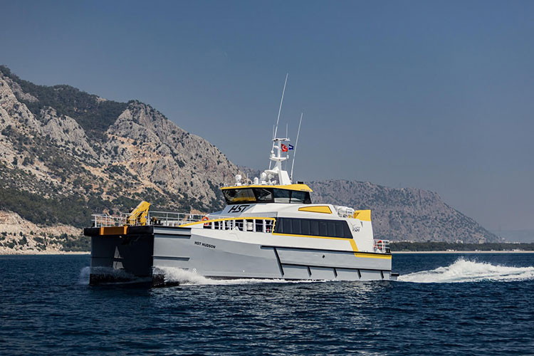 The new design is upgraded to deliver more flexibility, more tank capacity, greater deck space, increased comfort and more accommodation