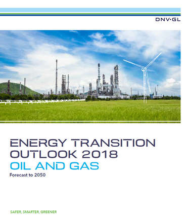 DNV GL forecasts gas capital expenditure boost to fuel the energy transition 7