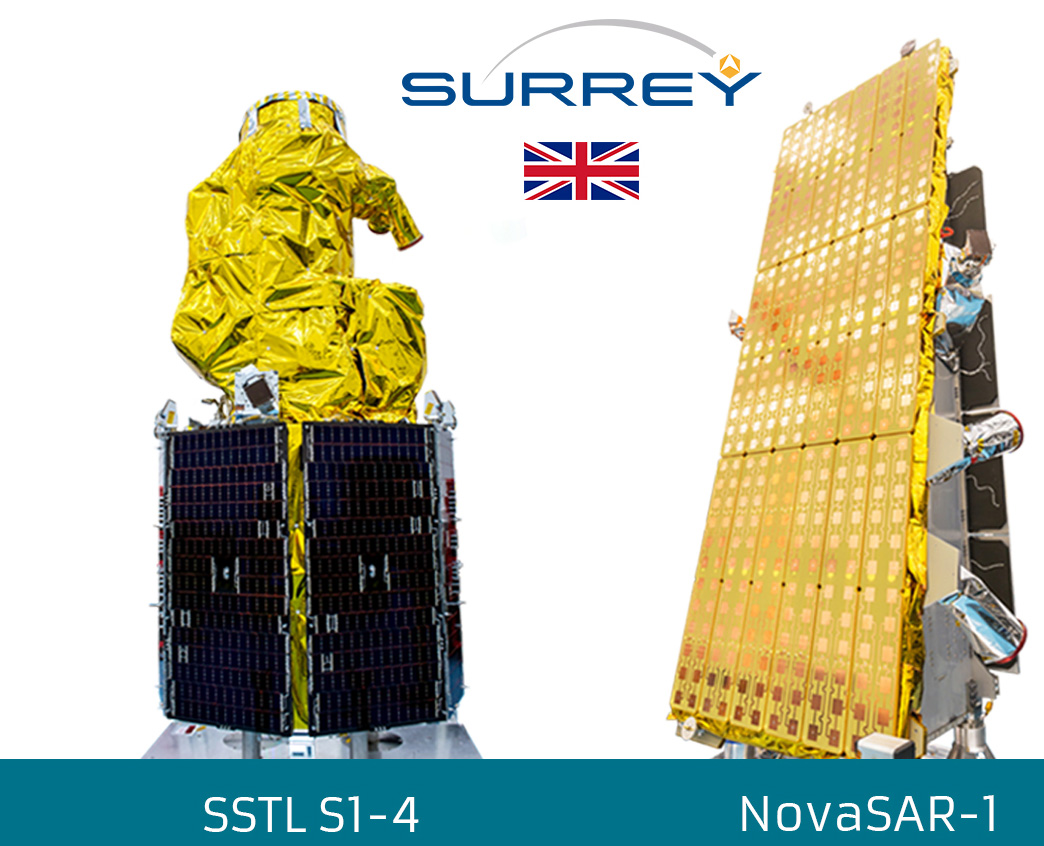 SSTL confirms the successful launch of NovaSAR-1 and SSTL S1-4 satellites 7