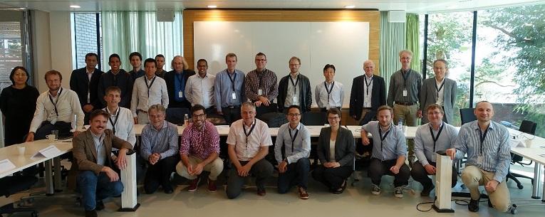 PROMOTioN project team @ DNV GL HQ