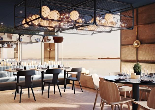 The Building Of Viking Line's New Passenger Vessel Starts 9