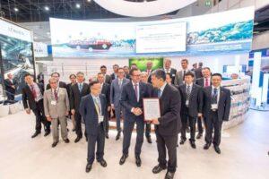DNV GL Awards AiP To Jiangnan Shipyard For 175k CBM Mark III Flex LNG Carrier 7