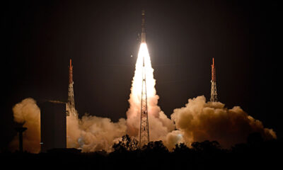 India-France To Begin Work On Maritime Surveillance Satellites Next Year: Image for representational purpose only: Courtesy: ISRO