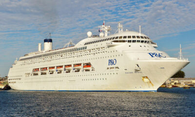 P&O Cruises To Replace Pacific Jewel In 2019