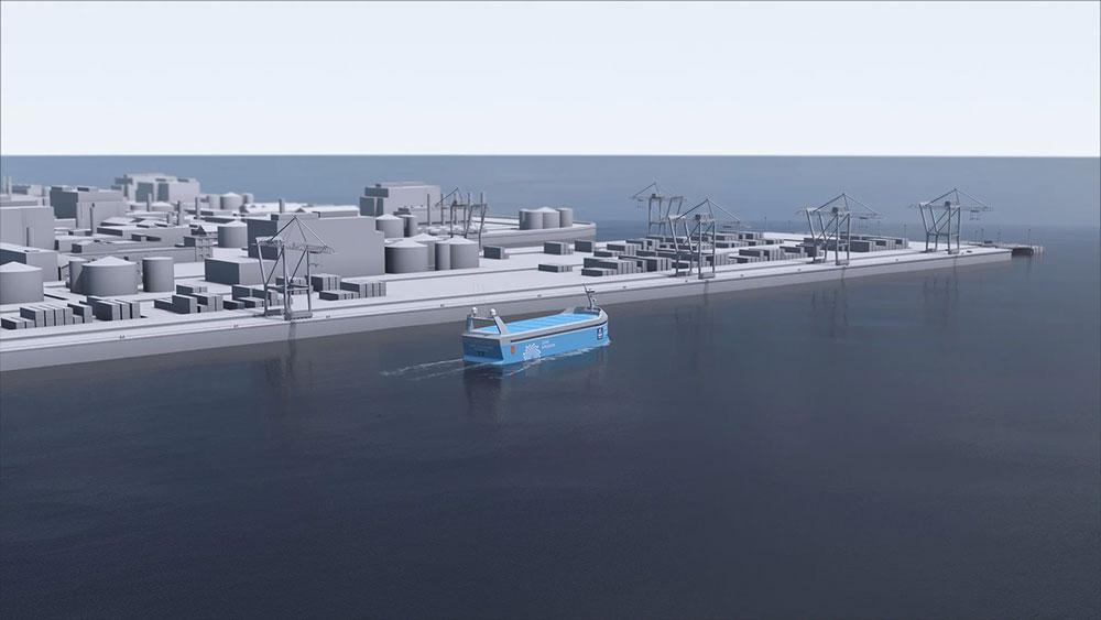 YARA Selects VARD To Build World's First Autonomous & Electric Cargo Ship