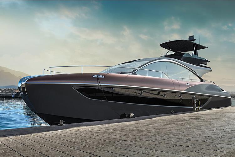 Lexus Reveals New LY 650 Luxury Yacht