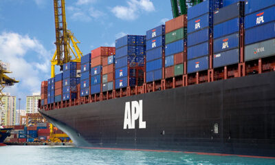 APL Named Containership Operator of the Year at the Lloyd's List Asia Pacific Awards 2018 13
