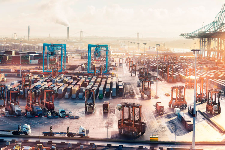 Investment at APM Terminals Gothenburg pays off