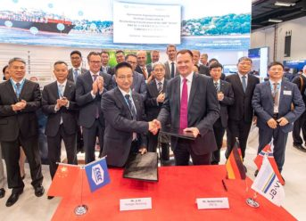 DNV GL And Huangpu-Wenchong: 200 Ships And Going Strong