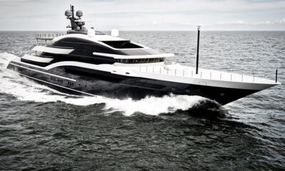 Oceanco's 90M DAR Wins Both Best Exterior Design and Finest New Superyacht Award