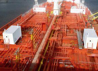 Alfa Laval PureBallast 3 Ex deckhouse solution meets product tanker needs