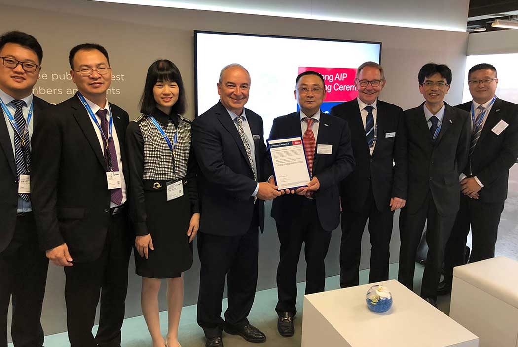 ABS Awards AIP to Hudong-Zhonghua's large LNGC with MARK III Flex Membrane Cargo Containment System 5