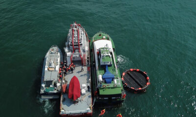 MPA Holds Annual Multi-Agency Ferry Emergency Exercise To Test Emergency Preparedness