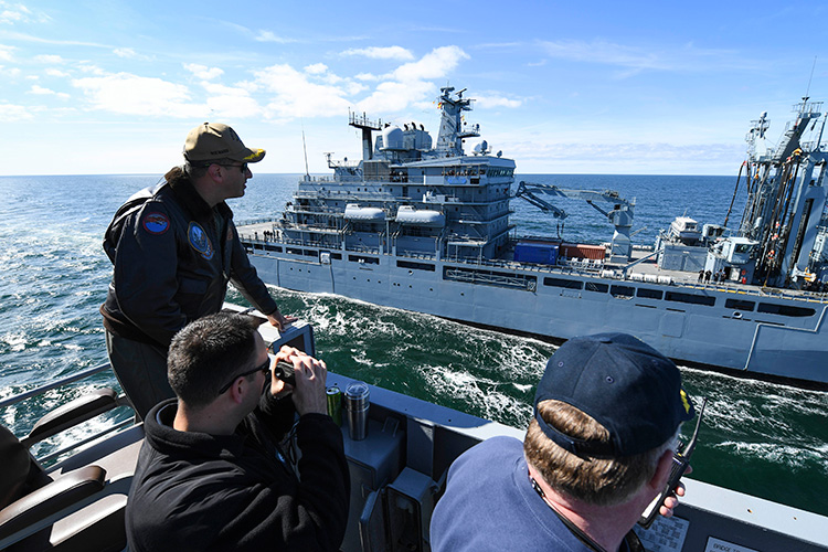 C5F's Theater Counter Mine and Maritime Security Exercise Concludes 5
