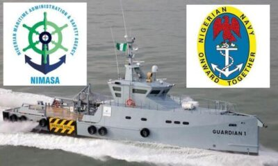 NIMASA Commences Rescue Mission Of Crew On Board Hijacked Vessel 5