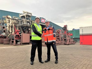 Port Completes Long Term Agreement with Royal IHC