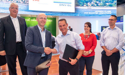 WinGD, VAF Instruments and Viswa Lab connect to ECO Insight