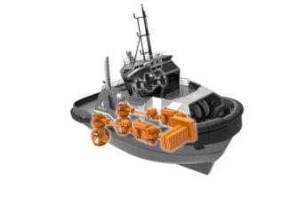 The Wärtsilä HY is available in different configurations.