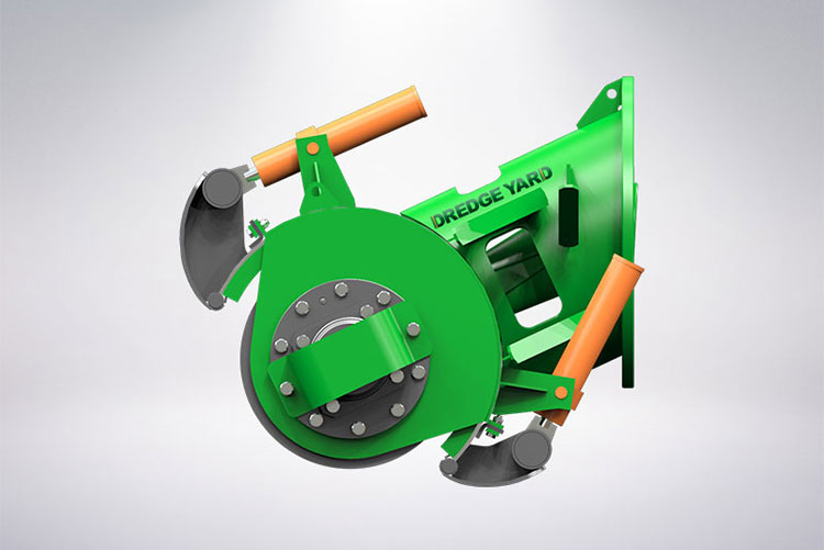Adaptive Auger Head Introduced By Dredge Yard 18