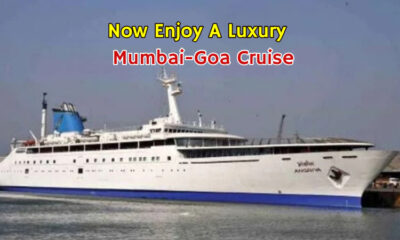 Now Enjoy A Luxury Mumbai-Goa Cruise For Just $100
