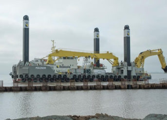 Boskalis To Reduce CO2 Emissions Using Sustainable Biofuel On Borssele Renewable Energy Project