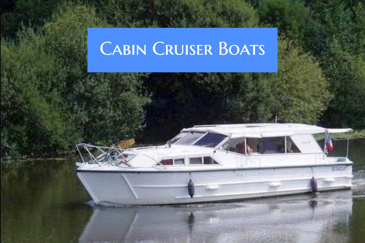 Cabin Cruiser Boats