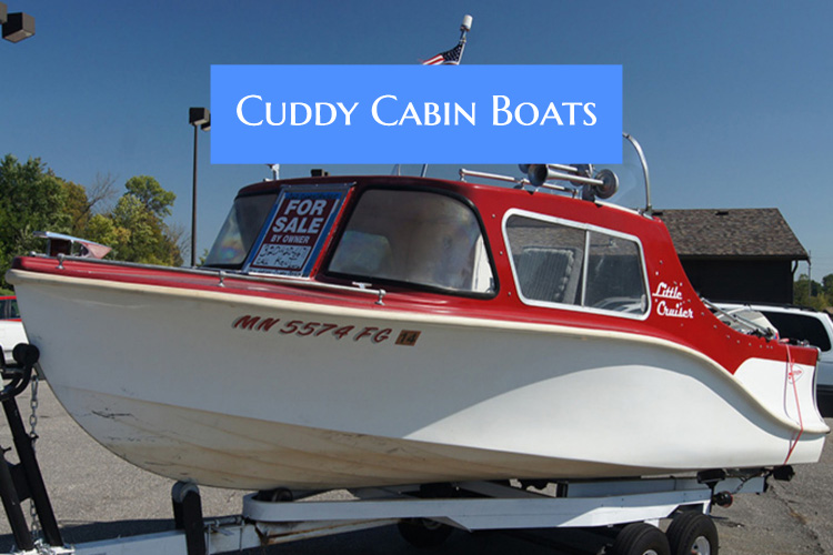 Cuddy Cabin Boats