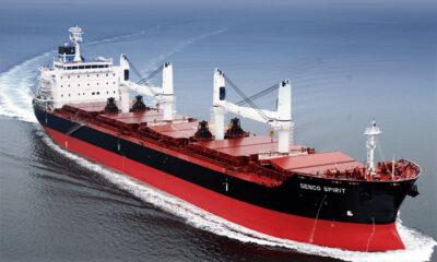 Genco Shipping Acquires Fuel Efficient Capesize & Ultramax Vessels
