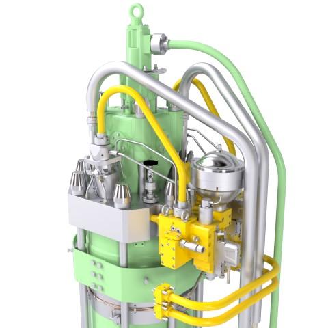 MAN Energy Solutions Unveils ME-LGIP Dual-Fuel LPG Engine 10