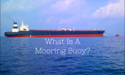 What is a mooring buoy?