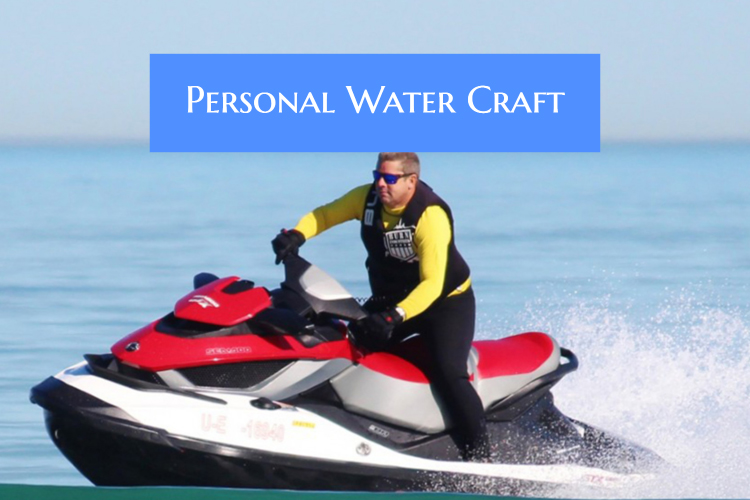 PWC (Personal Water Craft) Boats