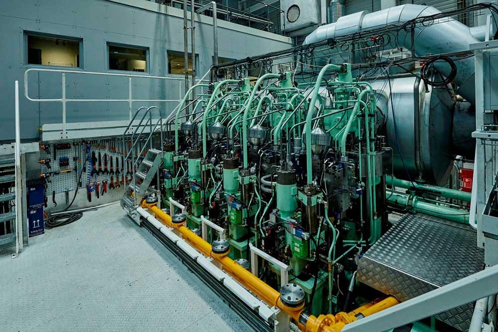 MAN Energy Solutions Unveils ME-LGIP Dual-Fuel LPG Engine 9