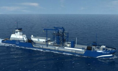 Q-LNG to order second articulated tug barge bunker vessel