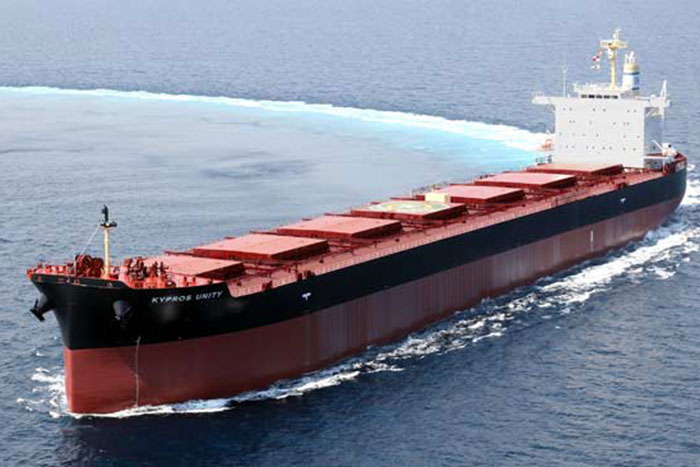 Safe Bulkers to Fit Half of Its Fleet with Scrubbers