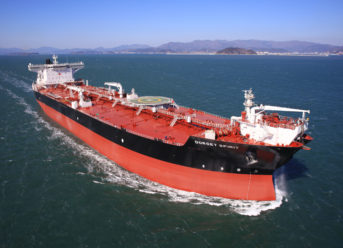 SHI Wins Another Shuttle Tanker For AET 3