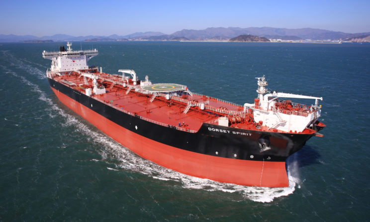 SHI Wins Another Shuttle Tanker For AET 1