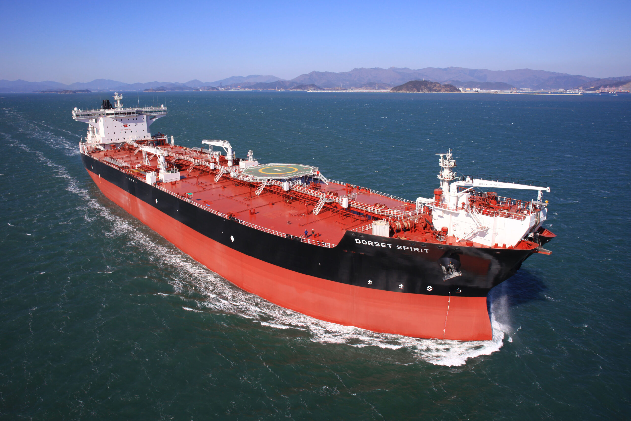 SHI Wins Another Shuttle Tanker For AET 5