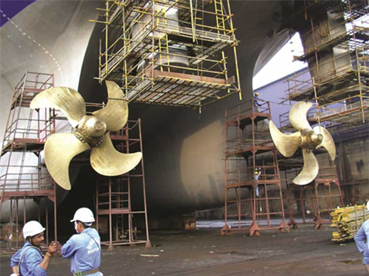 The True Cost of Operating Oil-Lubricated Shaft Systems Revealed in Thordon Study