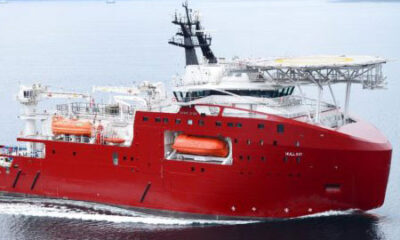 Vard Finds Buyer For Vessel Left After Harkand Bankruptcy