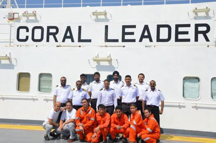 Wallem Ro-Ro Assists With Rescue In Mediterranean Sea