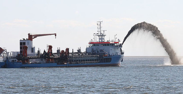 What is Dredging?