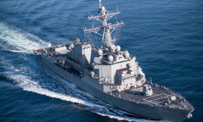 Huntington Ingalls Industries Awarded Six Destroyers in U.S. Navy Multi-Year Contract