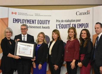 Atlantic Towing Nationally Recognized for Employment Equity Initiative 4