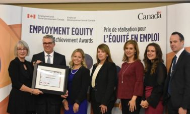 Atlantic Towing Nationally Recognized for Employment Equity Initiative 2