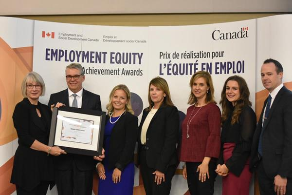 Atlantic Towing Nationally Recognized for Employment Equity Initiative 1