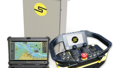 Sea Machines' SM300 Product for Workboats