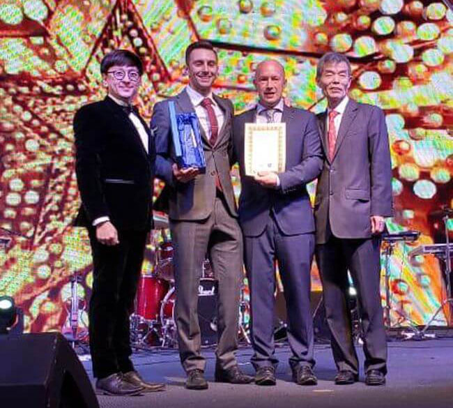Young International Freight Forwarder Award enters its third decade with announcement of this Year's Winner
