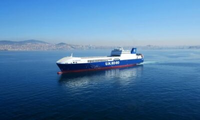 DFDS Invests In Environmental Compliance For Mediterranean Route Network 10