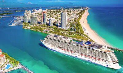 Norwegian Cruise Line's Record-Breaking Norwegian Bliss Arriving to Miami for Winter Season 11