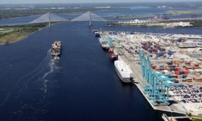 JAXPORT Sets New Monthly Container Volume Record 5